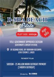 Residential Land for sale By Ogombo Abraham Adesanya Okun Ajah Ajah Lagos
