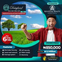 Residential Land for sale Okun Iseki Ibeju-Lekki Lagos