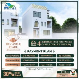 Detached Duplex for sale Magodo Magodo GRA Phase 1 Ojodu Lagos