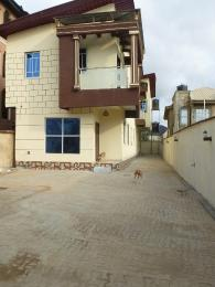 Blocks of Flats House for sale CANAL VIEW Estate back of Okota  Okota Lagos