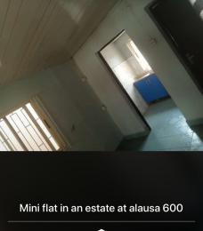 1 bedroom mini flat  Mini flat Flat / Apartment for rent Inside an Estate Alausa Ikeja Lagos