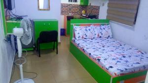 1 bedroom Self Contain for shortlet Akoka Akoka Yaba Lagos