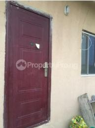 1 bedroom mini flat  Self Contain Flat / Apartment for rent Off college road Ifako-ogba Ogba Lagos