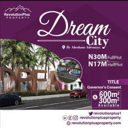 Residential Land for sale Abraham adesanya estate Ajah Lagos