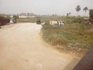 Land for sale Eeleme Express way  Eleme Rivers