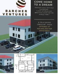 3 bedroom Blocks of Flats for sale   Ipaja Ipaja Lagos