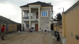 3 bedroom Terraced Duplex House for sale No 10 brenfield street oke alpha magboro ogun state Magboro Obafemi Owode Ogun
