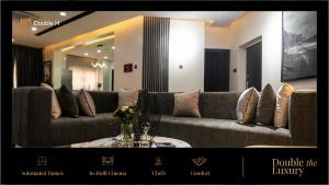 2 bedroom Flat / Apartment for shortlet Bourdillon Court Estate, Chevron Drive Lekki Phase 2 Lekki Lagos