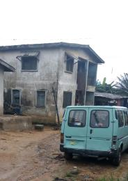 House for sale No 2,Alhaji ganiu st.gudugba bus stop behind petrol station.. Iju-Ishaga Agege Lagos