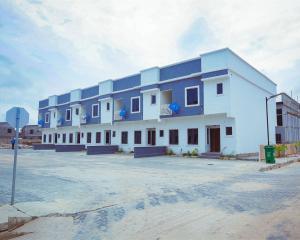 4 bedroom Terraced Duplex for sale Ogombo Road/the Estate Ogombo Ajah Lagos