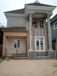 4 bedroom Detached Duplex House for sale Segun Akinola street, off Agbe road.Abule egba Abule Egba Abule Egba Lagos