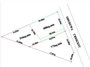 Mixed   Use Land for sale Oduduwa Cresent Ikeja GRA Ikeja Lagos