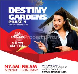 Residential Land for sale Dangote Refinery Pan Atlantic University New International Airpot Gbagada Lagos