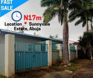 2 bedroom Detached Bungalow House for sale Sunnyvale Estate - Abuja.  Lokogoma Abuja