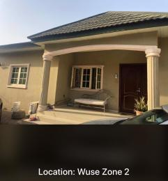 3 bedroom Detached Bungalow House for sale Wuse Zone2-Abuja. Wuse 1 Abuja