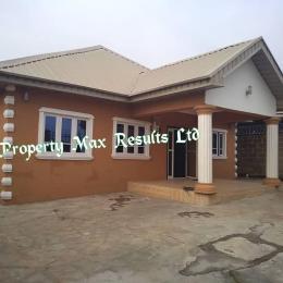 Detached Bungalow for sale Celica Off Alakia Adegbayi Ibadan Oyo