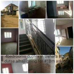 4 bedroom Detached Duplex House for sale By Ushafa Dutse-Alhaji-Abuja. Kubwa Abuja