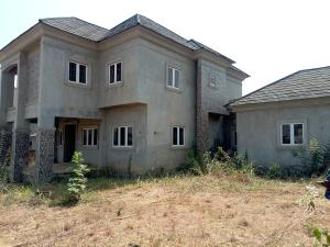 4 bedroom Detached Duplex House for sale Built-More Estate, Just Behind Suncity Estate Galadinmawa Abuja