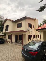 5 bedroom Detached Duplex House for sale By Force Headquarter, Asokoro Abuja. Asokoro Abuja