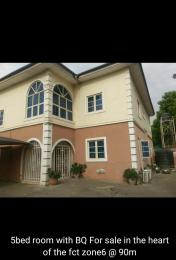5 bedroom Detached Duplex House for sale Wuse Zone-6,Abuja. Wuse 1 Abuja