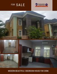 5 bedroom Detached Duplex House for sale Durumi-Abuja.  Durumi Abuja