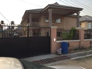 5 bedroom Detached Duplex House for sale alogba estate  Ebute Ikorodu Lagos