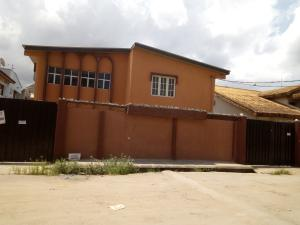 5 bedroom House for rent 32 Lord Bus stop Ago palace Okota Lagos