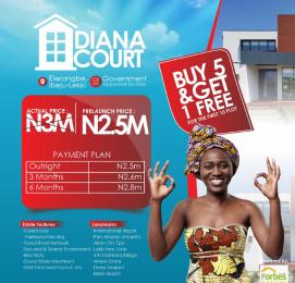 Residential Land for sale Eleranigbe Ibeju-Lekki Lagos