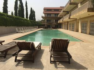 3 bedroom Penthouse Flat / Apartment for rent Maitama  Maitama Abuja