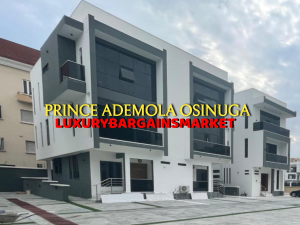 4 bedroom Semi Detached Duplex House for sale Off Onikoyi Road Ikoyi Old Ikoyi Ikoyi Lagos