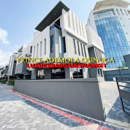 5 bedroom Semi Detached Duplex House for sale BANANA ISLAND ROAD Old Ikoyi Ikoyi Lagos