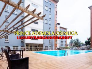 3 bedroom Massionette for sale Off Ahmadu Bello Way Ahmadu Bello Way Victoria Island Lagos