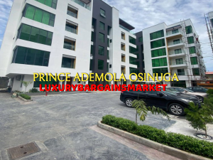 1 bedroom mini flat  Flat / Apartment for rent CENTRAL IKOYI Old Ikoyi Ikoyi Lagos