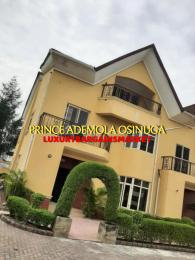 5 bedroom Terraced Duplex House for rent Banana Island Estate Banana Island Ikoyi Lagos