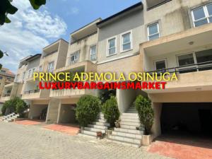 5 bedroom Terraced Duplex for rent Central Ikoyi Old Ikoyi Ikoyi Lagos
