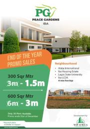 Residential Land Land for sale Peace Garden By Iba LCDA Iba Ojo Lagos