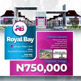 1 bedroom mini flat  Residential Land Land for sale Free Trade Zone Ibeju-Lekki Lagos