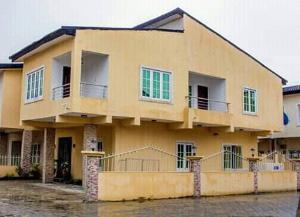6 bedroom Detached Duplex House for sale Located Inside Abraham Adesanya Estate Off Mobil Road Off Lekki-Epe Expressway Ajah Lagos
