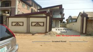 4 bedroom Semi Detached Duplex House for sale Canal Estate, Jakande Bucknor Isolo Lagos