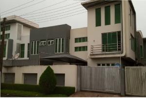 4 bedroom Semi Detached Duplex House for sale Ikate By Lekki Phase 1, Off Lekki Expressway Ikate Lekki Lagos