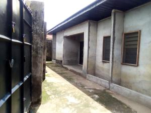 3 bedroom Detached Bungalow House for sale Abak road by transformer bus stop Uyo Akwa Ibom