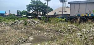 Commercial Land Land for sale directly along Lekki/Epe expressway (Facing the express), beside FCMB atm, near God is Good motors, Ajiwe Ajah Lagos