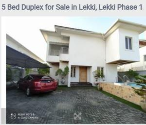 5 bedroom Detached Duplex House for sale Lekki phase 1 Ibeju-Lekki Lagos