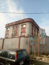 Blocks of Flats House for sale Cele Egbe busstop before Synagogue  Egbe Ikotun/Igando Lagos