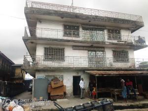 Blocks of Flats House for sale Off Ogunlana Street Ijesha Surulere Lagos
