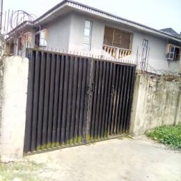 3 bedroom Blocks of Flats House for sale St Cyril,Bayo Oyewole, Ago Ago palace Okota Lagos