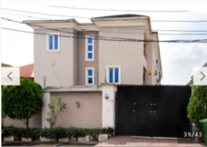 4 bedroom Terraced Duplex for sale Omole Phase 1 Omole phase 1 Ojodu Lagos
