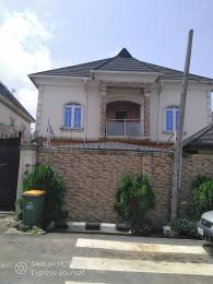 Detached Duplex House for sale Abimbola estate, oko oba rd agege Oko oba Agege Lagos