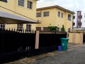 4 bedroom Detached Duplex House for sale Oke Afa Oke-Afa Isolo Lagos