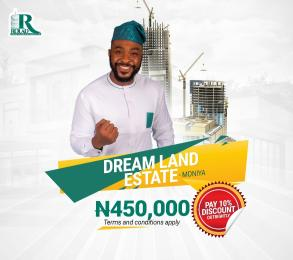 Residential Land for sale Behind Iita Moniya Ibadan Oyo